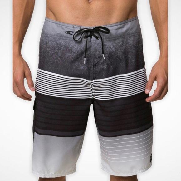 O'Neill Men's Lennox Swim Board Shorts Swim Suit